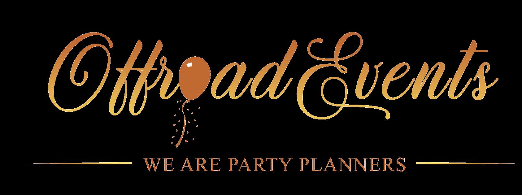Off Road Logo Trans Typography Logo