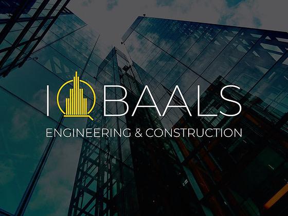 iqbaals Construction Logo